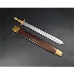 Once Upon a Time - Hercules's Stunt Sword and Sheath (2516)
