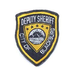 Outsiders - Blackburg Sheriff Patch