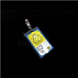 X-Men: The Last Stand - Worthington Labs Key Card Prop (XMEN30074)