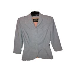 House of Cards - Claire Underwood (Robin Wright) vintage costume jacket (Series 3 Episode 12)