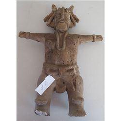 Pre-Columbian-style Human Figure