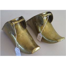 Pair of Antique Spanish Stirrups
