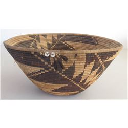 Pomo Treasure Basket