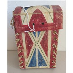 Parfleche Painted Box