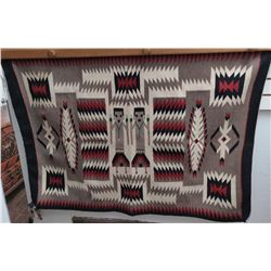 Fine Navajo Weaving