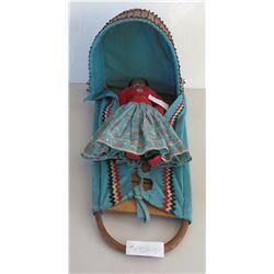 Southwest Doll & Cradleboard