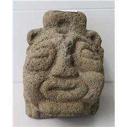 Large Olmec Head