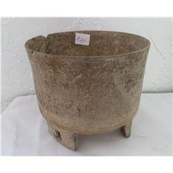 Teotihuacan Tri-Leg Bowl