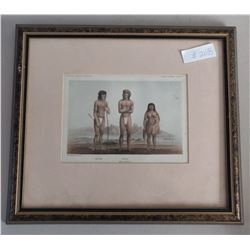 Early Print of Mojaves