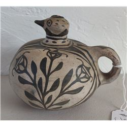 Cochiti Duck Effigy Pitcher