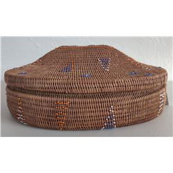Beaded Basket