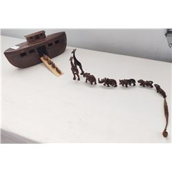 Noah's Ark & Animals