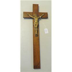 Antique Religious Crucifix