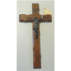Antique Religious Crucifix