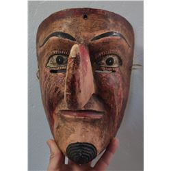 Old Mexican Mask