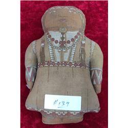 Stuffed Carnival Doll