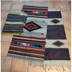 3 Mexican Weavings