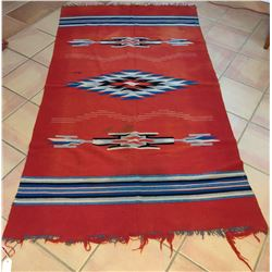 Large Chimayo Weaving