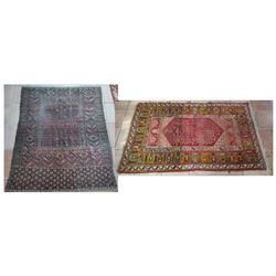 2 Antique Rugs