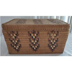 NWC Lidded Basket