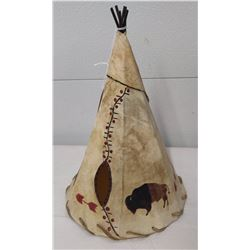 Plains Rawhide Model Teepee