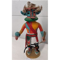 Old Hopi Kachina Doll
