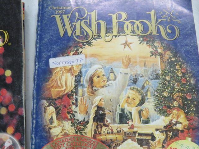 Sears Christmas Wish Book.2 Sears Christmas Wish Books 1996 1997