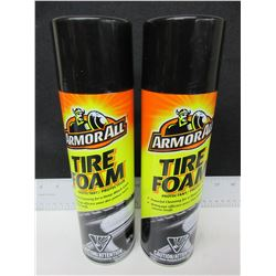 New ArmorAll Tire Foam / powerful cleaning for deep black look / 567g
