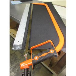 New 30 inch Professional Bow Saw / Carbon steel construction 4 teeth per inch