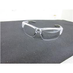 5 New Clear Safety Glasses XP757