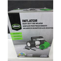 New Slime Inflator Heavy Duty Tire Inflator