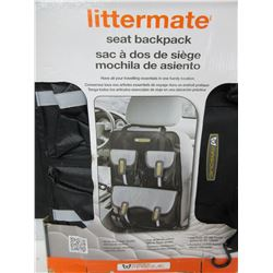 New Littermate Seat Backpack for your vehicle
