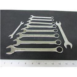 Mastercraft Maximum Wrenches 11/32 - 3/4 inch
