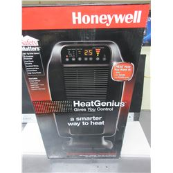 New Honeywell Heat Genius Model# HCE845BC/ safety tipover,overheat and more