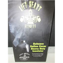 New Sub Zero Gallon [ milk jug ]  Cover Heavy Duty / Guarenteed to keep