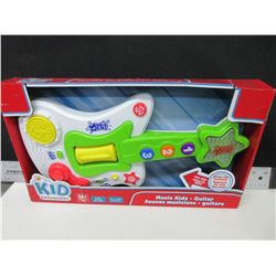 New Kid Connection Music Kidz Guitar electronic fun