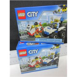 2 New LEGO CITY Kits