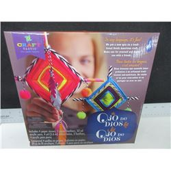 OJO de Dios Kit Traditional South American Craft