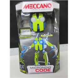 New Meccano Engineering & Robotics / program through your computor