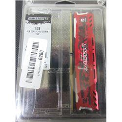 Ballistix Sport  4gb DDR4 2400 UDIMM