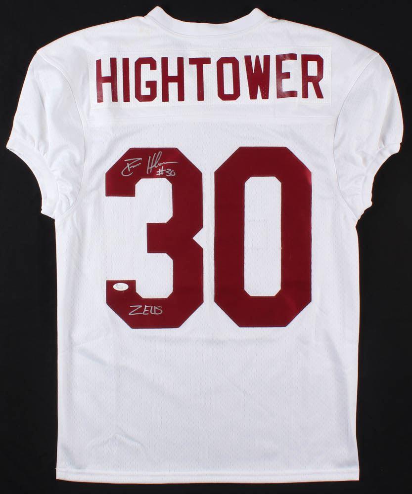 hightower alabama jersey