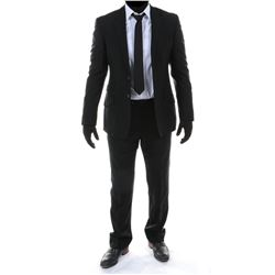 """Sam Witwicky"" black suit ensemble from Transformers: Dark of the Moon."