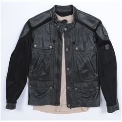 """Lennox"" leather jacket ensemble from Transformers: Dark of the Moon."