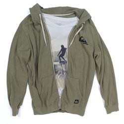 """""""Lucas Flannery"""" hoodie ensemble from Transformers: Age of Extinction."""