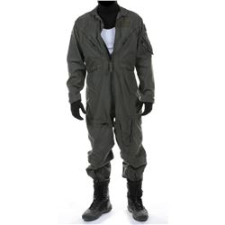 """""""Cade Yeager"""" combat flight suit ensemble from Transformers: The Last Knight."""