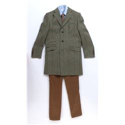 """Sir Edmund Burton"" tweed wool ensemble from Transformers: The Last Knight."