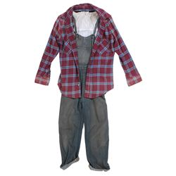 """""""Izabella 'Izzy'"""" overalls ensemble from Transformers: The Last Knight."""