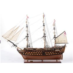Model 19th century royal navy ship from Transformers: The Last Knight.
