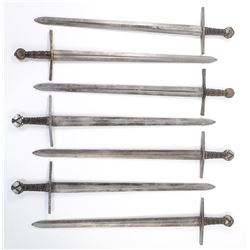 Briton round pommel long swords (7) from Transformers: the Last Knight.