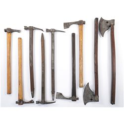 Briton axes and picks (9) from Transformers: the Last Knight.
